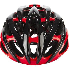 Giro Atmos II  Bike Helmet red/black
